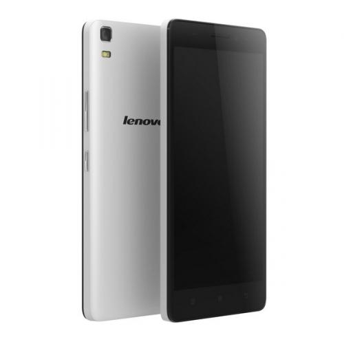 Mobilní telefon Lenovo A7000 - bílý