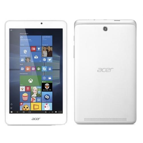 "Dotykový tablet Acer Iconia Tab W1-810 8"", 32 GB, WF, BT, Win 10 - bílý"