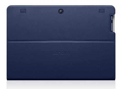 Pouzdro na tablet Lenovo Folio Case pro TAB 2 A10-30 + fólie - modré