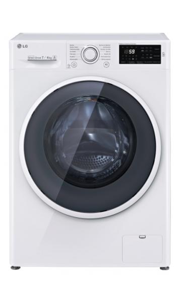 Pračka/sušička LG F72U2HDM0N