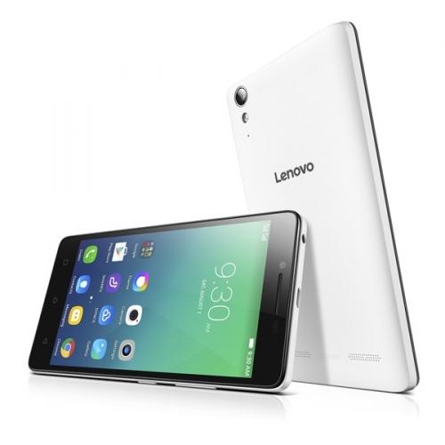 Mobilní telefon Lenovo A6010 - bílý