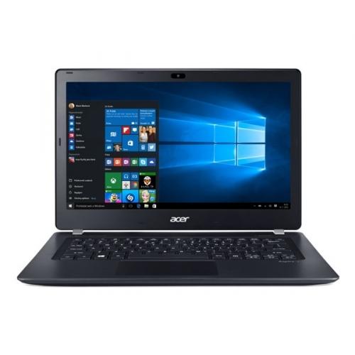 "Ntb Acer Aspire V13 (V3-372-P6AB) Pentium 4405U, 4GB, 128GB, 13.3"", Full HD, bez mechaniky, Intel HD 510, BT, CAM, W10 - černý"