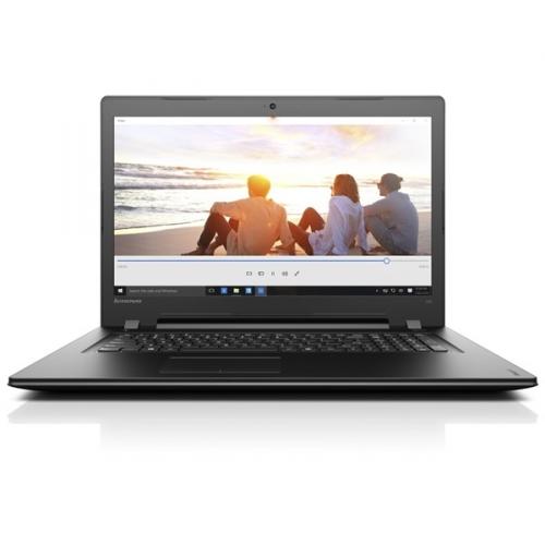 """Ntb Lenovo IdeaPad 300-17ISK i5-6200U, 8GB, 1TB, 17.3"""", HD+, DVD±R/RW, AMD R5 M330, 2GB, BT, CAM, bez OS - černý"""