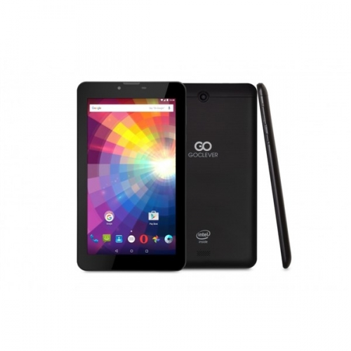 "Dotykový tablet GoClever Quantum 700 Mobile PRO Dual SIM 7"", 8 GB, WF, BT, 3G, GPS, Android 5.1 - černý"
