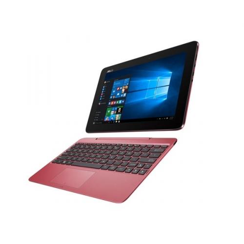 """Dotykový tablet Asus Transformer Book T100HA-FU028T 10.1"""", 64 GB, WF, BT, Win 10 + dock - růžový"""