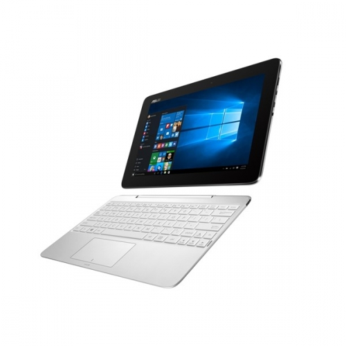 """Dotykový tablet Asus Transformer Book T100HA-FU026T 10.1"""", 64 GB, WF, BT, Win 10 + dock - bílý"""