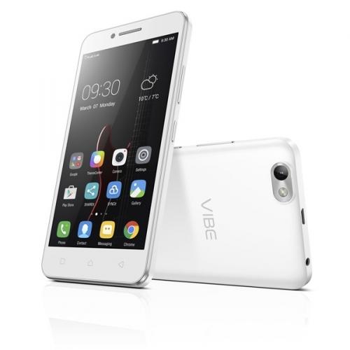 Mobilní telefon Lenovo VIBE C - bílý