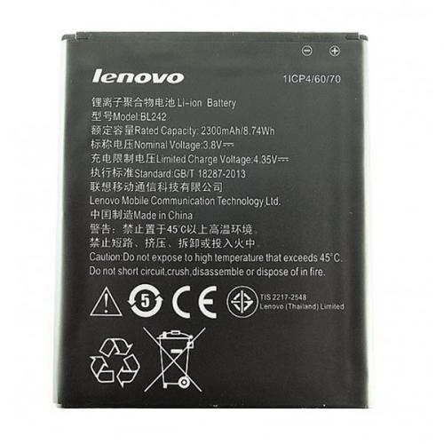 Baterie Lenovo BL242 pro A6000 Li-Ion 2300mAh- bulk
