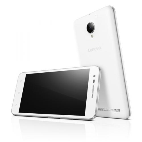 Mobilní telefon Lenovo C2 - bílý