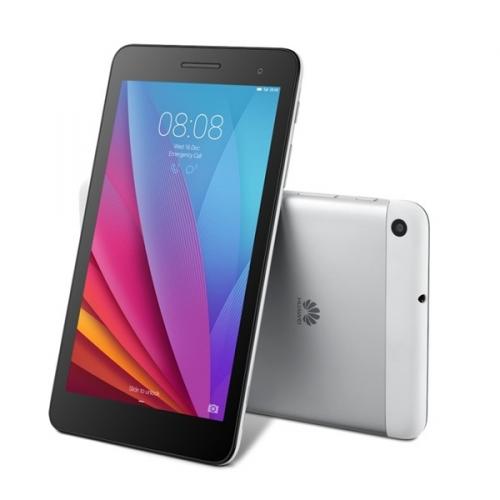 """Dotykový tablet Huawei MediaPad T1 7.0 Wi-FI 7"""", 8 GB, WF, BT, GPS, Android 4.4 - černý/stříbrný"""