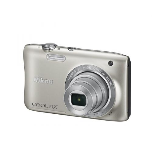 Fotoaparát Nikon Coolpix S2900 stříbrný