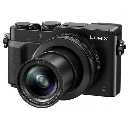 Fotoaparát Panasonic DMC-LX100EPK, černý