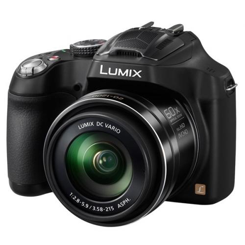 Fotoaparát Panasonic DMC-FZ72EP-K