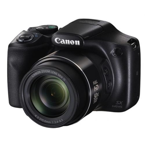 Fotoaparát Canon PowerShot SX540 HS
