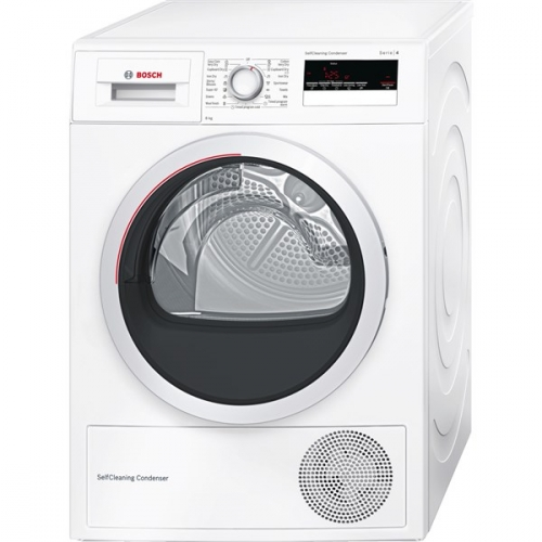 Sušička prádla Bosch WTM85250BY kondenzační s tepelným čerpadlem