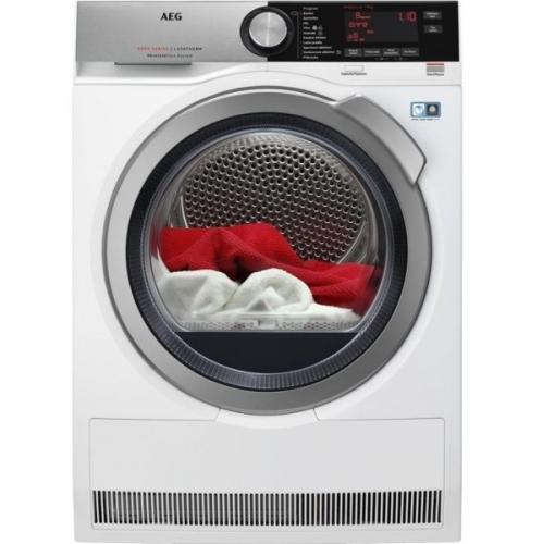 Sušička prádla AEG AbsoluteCare® T8DEC49SC