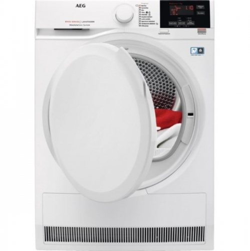 Sušička prádla AEG AbsoluteCare® T8DBG47WC