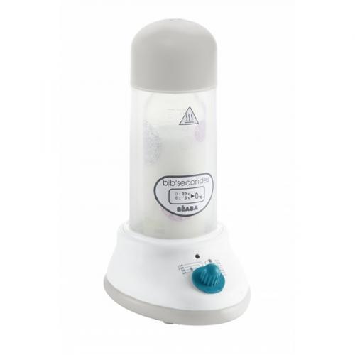 Ohřívačka kojeneckých lahví Beaba EXPRES - šedá/modrá